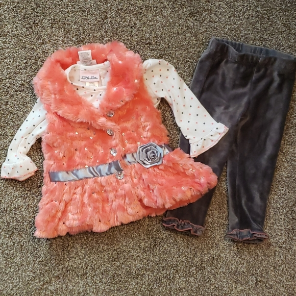 Little Lass 12m outfit
